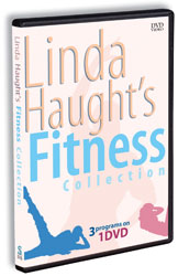 Linda Haught's Fitness Collection [DVD]