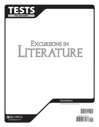 Excursions in Literature Tests (5 pk) (3rd ed.)