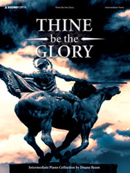 Thine Be the Glory (intermediate piano solos)