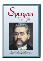 C. H. Spurgeon Tonight [DVD]