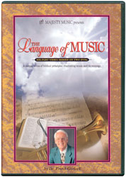 Language of Music, The [DVD]
