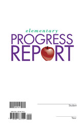 Elementary Progress Report (25 pack) (3rd ed.)