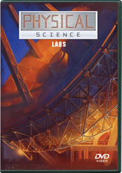Physical Science Lab Resource DVD (2 DVD set; 4th ed.)