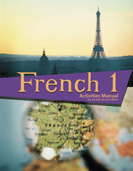 French 1 Student Activities Manual (2nd ed.)