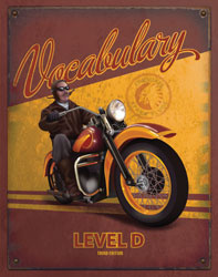 Vocabulary: Level D Student Text (3rd ed.)