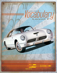 Vocabulary: Level F Teacher (3rd ed.)