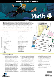 Math 4 Teacher's Visual Packet (3rd ed.)