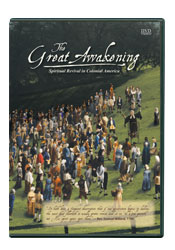 Great Awakening: Spiritual Revival in Colonial America [DVD]