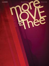 More Love to Thee (advanced violin solo collection) | BJU Press