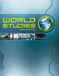 cover image of World Studies Student text