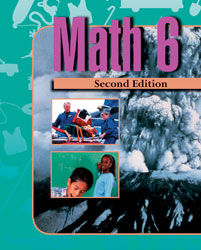 math 6, 2nd ed.