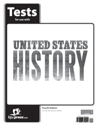United States History Tests (4th ed.)
