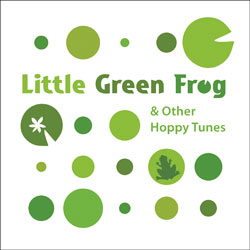 Pathways for Preschool Hoppy Tunes CD