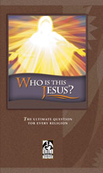 cover of Who Is This Jesus?