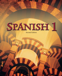 Spanish 1 Student Text (2nd ed.)