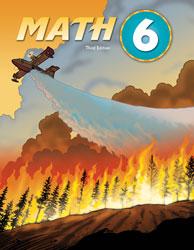 Math 6 Student Text 3rd Ed Bju Press