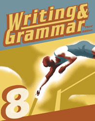 writing and grammar textbook