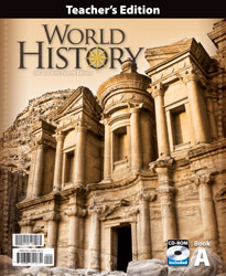 World History Teacher's Edition with CD (4th ed., 2 vols.)
