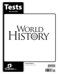 World History Tests (4th ed.)