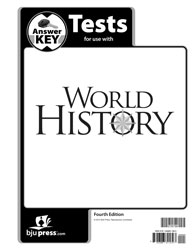 World History Tests Answer Key (4th ed.)