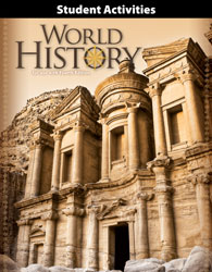 World History Student Activities Manual (4th ed.)