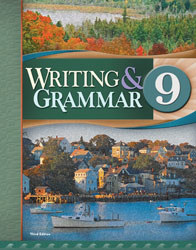 Writing & Grammar 9 Student Text (3rd ed.)