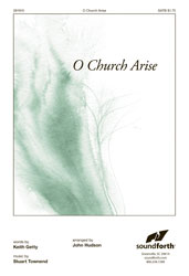 O Church Arise (SATB)