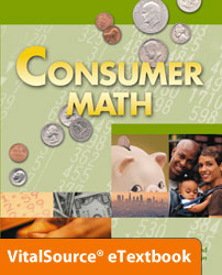 Consumer Math eTextbook ST (2nd ed.)