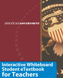 American Government MediaSuite ST IWB (2nd ed.)