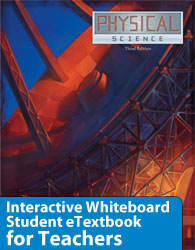 Physical Science MediaSuite ST IWB (4th ed.)