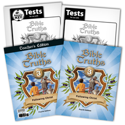 Bible Truths 3 Subject Kit (4th ed.)