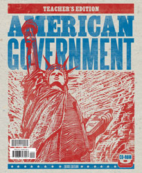 American Government Teacher's Edition with CD (3rd ed.)