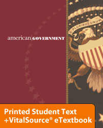 American Government eTextbook & Printed ST (2nd ed.)