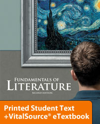 Fundamentals of Literature eTextbook & Printed ST (2nd ed.)