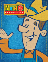 Math K5, 4th ed.