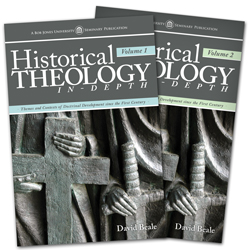Historical Theology In-Depth: Themes and Contexts of Doctrinal Development since the First Century (Set)