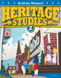 Heritage Studies 2 Student Activities Manual (3rd ed.)