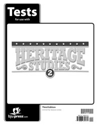 Heritage Studies 2 Tests (3rd ed.)