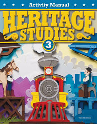 Heritage Studies 3 Student Activities Manual (3rd ed.)