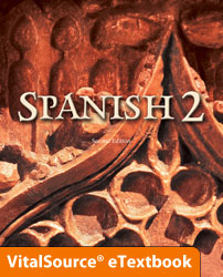 Spanish 2 eTextbook ST (2nd ed.; copyright update)