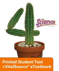 Science 4 eTextbook & Printed ST (3rd ed.)