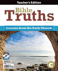 Bible Truths C Teacher's Edition with CD (4th ed.)