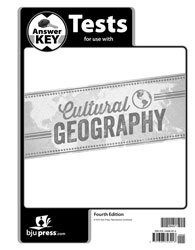 Cultural Geography Tests Answer Key (4th ed.)