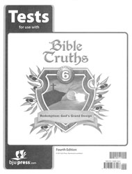 Bible Truths 6 Tests (4th ed.)