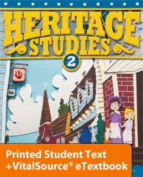 Heritage Studies 2 eTextbook & Printed Student Text (3rd ed.)