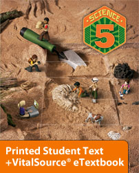 Science 5 eTextbook & Printed Student Text (4th ed.)