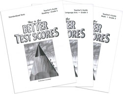 Better Test Scores: Grade 3 Teacher Kit