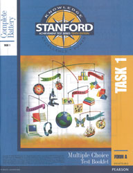 Stanford TASK 1 Test Booklet (Form A, for school purchase)