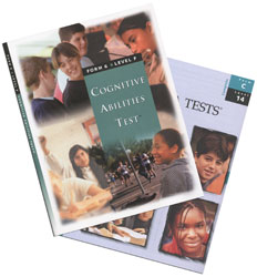 ITBS & CogAT Grades 8-9 (Form C, Level 14/F, test combo)