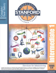 Stanford Intermediate 1 Directions (for school purchase)